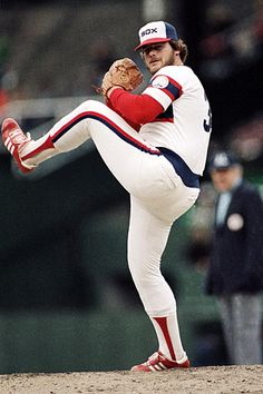 LaMarr Hoyt, ACE of the 1983 Division Champs team.