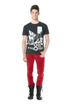 3bb4f10c1 Moscow Tee - - Marc By Marc Jacobs - Mens - Ready to Wear - Marc Jacobs.  Luke C Smith · TShirt Designs