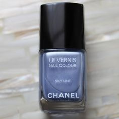 Fancy - Sky Line Nail Polish by Chanel