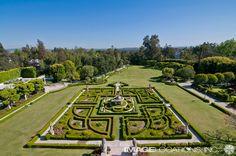 Busch Manor #pasadena #losangeles #estate #mansion