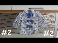 Kapşonlu Bebek Hırkası#2 - YouTube
