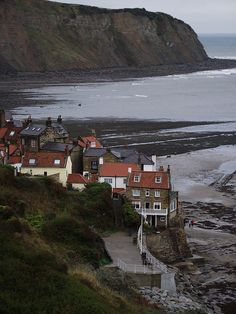 Robin Hoods Bay, North Yorkshire.