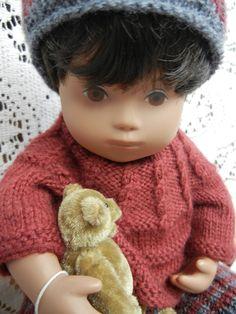 Sasha Baby Boy Knit wardrobe