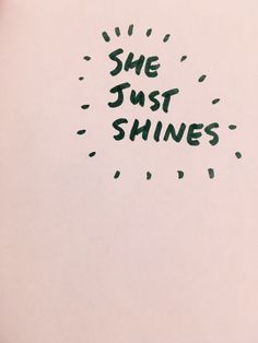 she shines ✨ inspiration + motivation Words Quotes, Me Quotes, Motivational Quotes, Inspirational Quotes, Sayings, Her Smile Quotes, Yoga Quotes, Daily Quotes, The Words