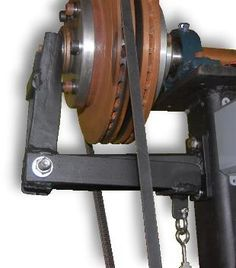 Fred Connell's DIY Power Hammer : anvilfire.com JYH page