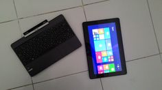 Notebook + Tablet
