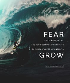 GROW thanks to FEAR