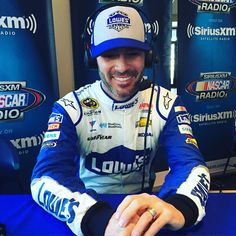 Congrats @jimmiejohnson and @teamhendrick on winning @atlantamotorspeedway ! @teamchevy [Padgram @siriusxmnascar]