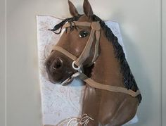cake Horse Head