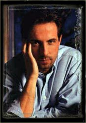 Clive Barker, (born 1952) author of the The Books of Abarat series.