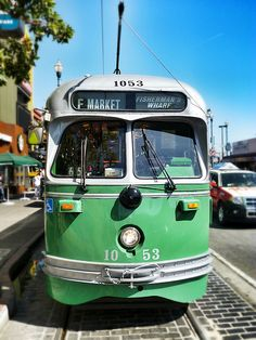 Tramcar 2, San Francisco