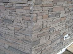 Rockwood Creations Stone Collection in Oxford Grey #siding