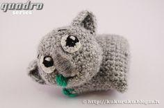 The insatiable koala bear Ailau, brooch