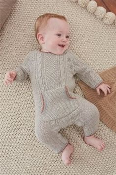 cadccfbd12f8 Buy Grey Knitted Romper (0mths-2yrs) online today at Next  United States