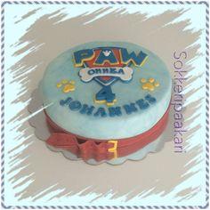 Ryhmä Hau -kakku / Paw Patrol Cake