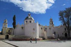 Santuario de Jesús Nazareno de Atotonilco, Gto.