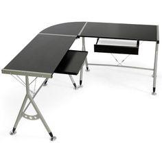 Latitude Run Jahn L Shape Desk Ideas