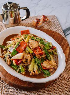 Chicken Chop Suey: A Fridge Cleanout Recipe! Asian Recipes, Healthy Recipes, Ethnic Recipes, Chinese Recipes, Chinese Food, Japanese Recipes, Asian Foods, Delicious Recipes, Vegetable Chop Suey