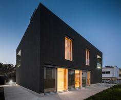 Casa en Penafiel (Oporto, Portugal) | Graciana Oliveira  # Arquitectura portuguesa