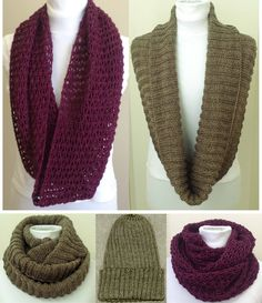 Storied yarns infinitely simple lace infinity scarf free free knitting patterns dt1010fo