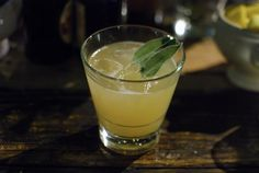 Milagro hosted a dinner at The Eveleigh. Brand ambassador Gaston Martinez tutored us. My contribution: a tequila #cocktail with Goldline peach and sage.
