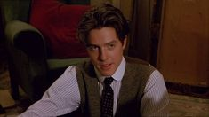 Hugh Grant has a twoish thing going on
