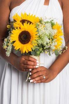 If you're all about the details, then your bridal manicure will factor into that. Your manicure needs to perfectly complement your rings, skin tone, and, of course, the wedding bouquet! Like this Bridal White color.