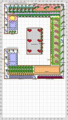 Garden Plan - 2013: Morris