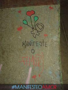 Manifeste o Amor. Pista de sk8.
