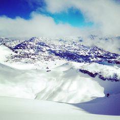 Skiing Loser, Austria