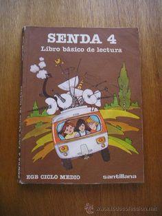 SENDA 4 - EGB con las historias de la Caja de Pandora!!!