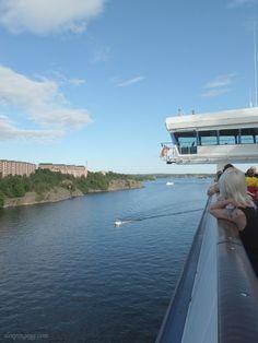 Aug 11th, 2012 Lidingö - Tallink Silja