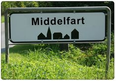 """Middelfart, Denmark: The name Middelfart, first recorded as """"Mæthælfar"""" in Valdemar's Census Book in 1231, consists of the old Danish word mæthal meaning """"middle"""" and far meaning """"way"""". It probably originated as designating the narrow passage between Funen and Jutland."""