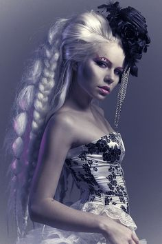 Kerli. She's just pure fantasy and her videos are like fever dreams, but in a good way.