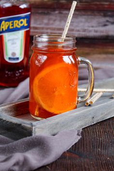 Hot Aperol - Christmas punch recipes non alcoholic - Rum Cocktail Recipes, Fruity Cocktails, Winter Cocktails, Aperol Drinks, Fruit Smoothies, Smoothie Recipes, Apple Whiskey, Cranberry Cocktail, Rolo