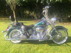 Harley Davidson Heritage Softail Custom Chopper