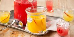 "Mango Agua Fresca (Spanish for ""Fresh Water"") is a light, refreshing water drink infused the with fruit essence without turning it into a smoothie or slushy drink. In addition to mango, feel"