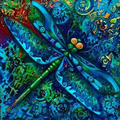 Dragonfly medicine