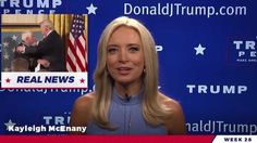 Trump TV's 'real news' sounds more like real propaganda | Former CNN pundit Kayleigh McEnany's debut feels a lot like state TV.