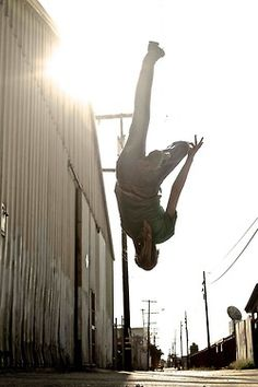 sammy smith | parkour.... No. Whoever said this is parkour is wrong. This is tricking.