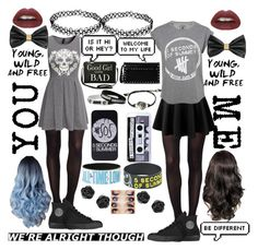 """Friday night party"" by aleigha-5sosfan ❤ liked on Polyvore"