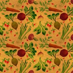 My French Roots ZOOM for detail fabric by vo_aka_virginiao on Spoonflower - custom fabric