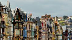 France - Mers-les-Bains, une station balnéaire à l'architecture Belle époque