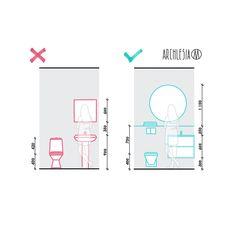 Interior Architecture Drawing, Conceptual Architecture, Interior Sketch, Bathroom Plumbing, Plumbing Pipe, Bathroom Toilets, Bathrooms, Learn Interior Design, Bathroom Interior Design