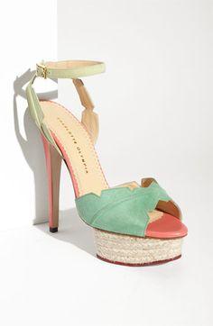 Charlotte Olympia 'Isla' Sandal