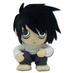 Death Note L Plush
