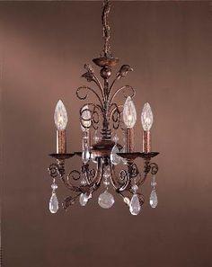 Crescent Lighting bathroom chandelier $165.06