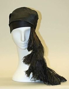 Hat  1925-1930  The Metropolitan Museum of Art