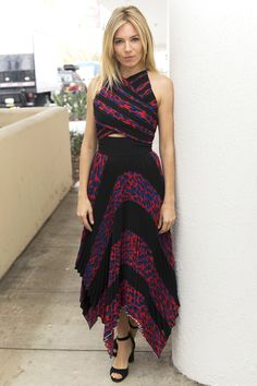 Sienna Miller - Live By Night Press Conference, Los Angeles - December 6 2016