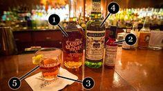 The Sazerac at New Orleans' Sazerac Bar - Eater